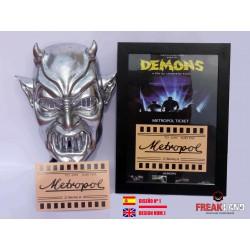 Demons movie mask