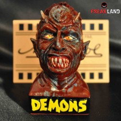 Demons bust from Lamberto...