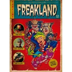 copy of Freakland fanzine 3