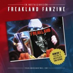 Freakland fanzine 1
