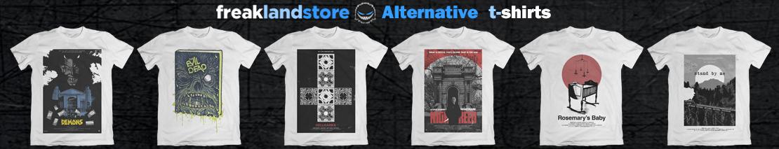 Freaklanstore - Alternative T-shirts