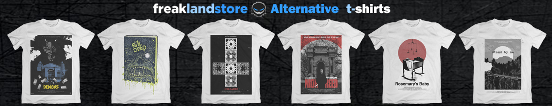 Freaklanstore - Alternative T-shirts